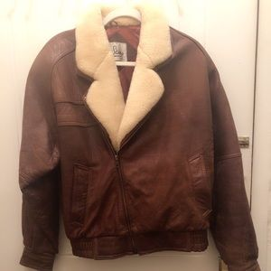 Vintage Leather jacket from the 80s